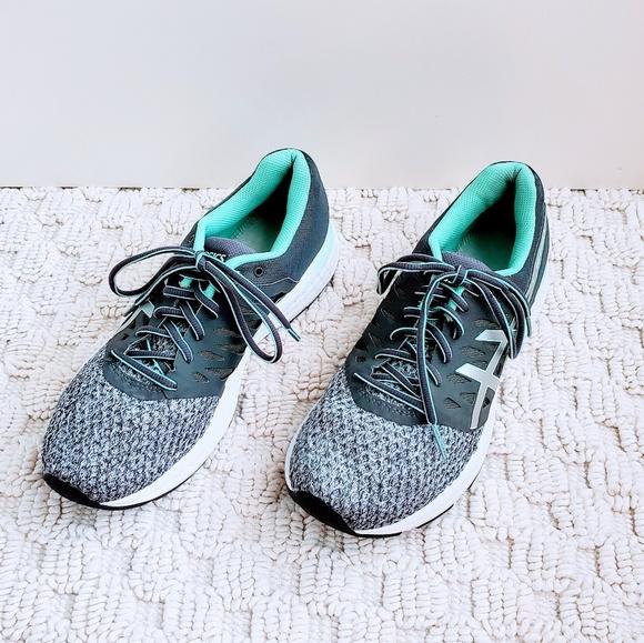 the best attitude 96874 465f1 ASICS Gel Exalt 4 Gray/Mint Women Running Shoes 8